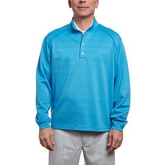 Men's Pebble Beach Quarter-Zip Polo