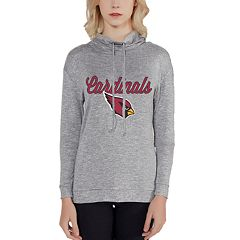 Women's Arizona Cardinals Cowlneck Top