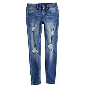 Girls 7-16 & Plus Size Mudd® Midrise Jeggings