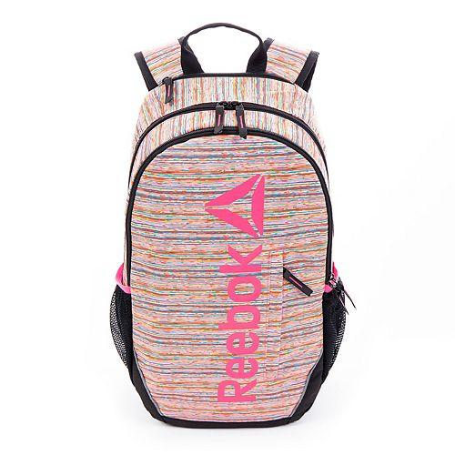 Reebok Studio Series Trainer Backpack with Laptop Sleeve