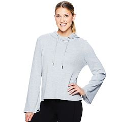 Women's Gaiam Shiva Yoga Crop Hoodie