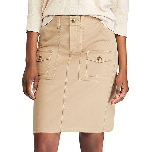 Women's Chaps Utility Skirts