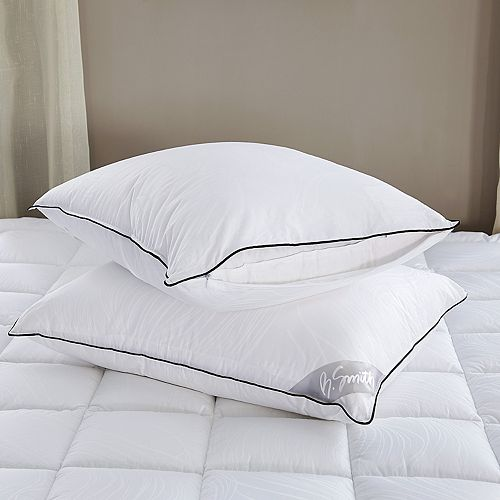 B. Smith 2-pack Goose Feather & Down Pillow