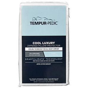 Tempur-Pedic Cool Luxury Zippered Pillow Protector
