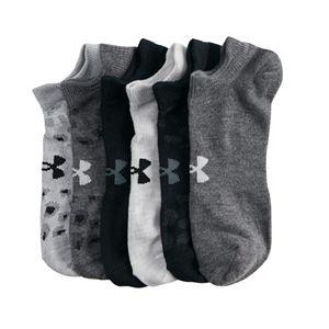 Women's Under Armour 6-PK. Essential No-Show Socks