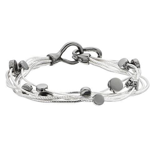 Dana Buchman Multistrand Bracelet