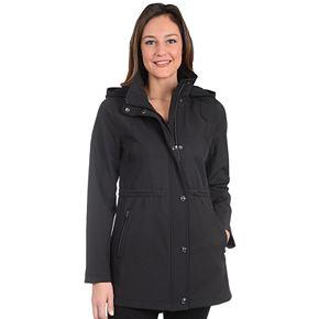 Women's Fleet Street Anorak Soft Shell Coat