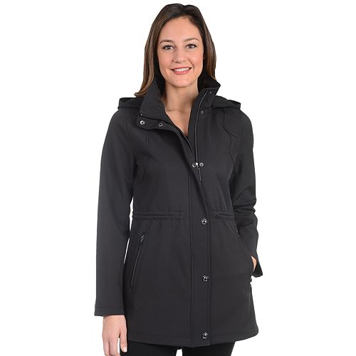 Women's Fleet Street Anorak Soft Shell Coat