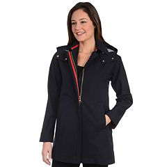 Women's Fleet Street Hooded Trench Coat
