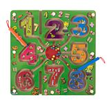 Hey! Play! Wooden Number Maze