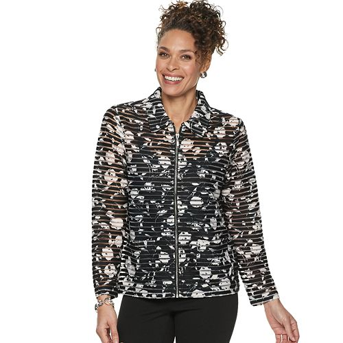 Women's Cathy Daniels All Over Print Jacket