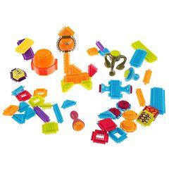 Hey! Play! Brush Shape Building Blocks Set