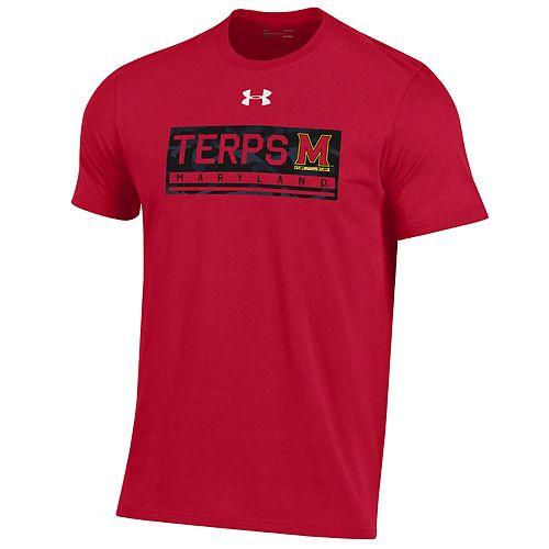 Boys 8-20 Under Armour Maryland Terrapins Team Tee