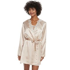 Women's Flora by Flora Nikrooz Charmeuse Satin Wrap