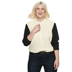 Plus Size POPSUGAR Essential Shirt