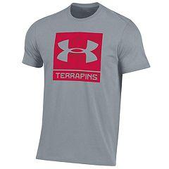 65a9a9605 Boys 8-20 Under Armour Maryland Terrapins Logo Tee