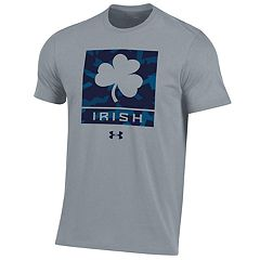 Boys 8-20 Under Armour Notre Dame Fighting Irish Logo Tee