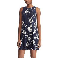 Women's Chaps Floral A-Line Dress