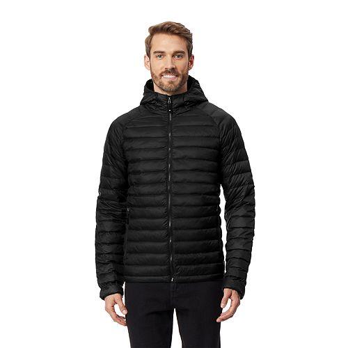 Men's Heatkeep Nano Hooded Packable Puffer Jacket