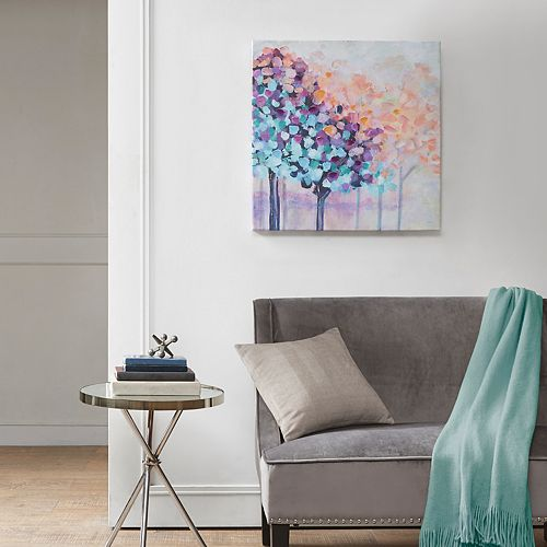 Madison Park Magic Forest Canvas Wall Art