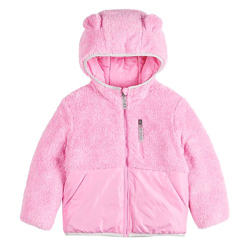 Toddler Girl ZeroXposur Transitional Jacket