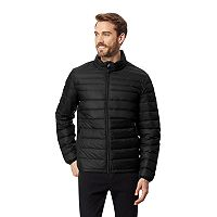 HeatKeep Mens Nano Modern-Fit Down Packable Puffer Jacket Deals