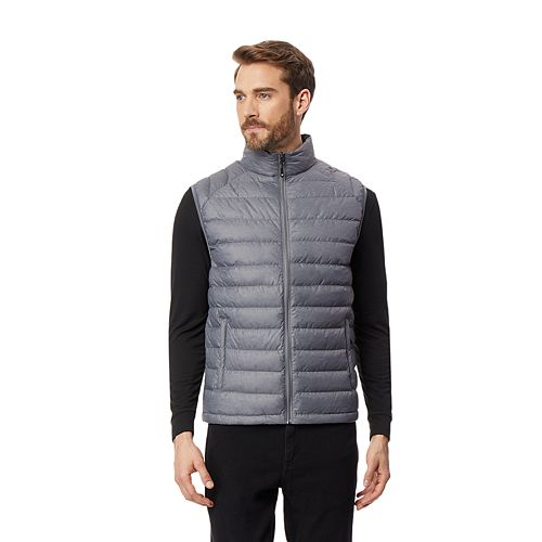 Men's HeatKeep Nano Modern-Fit Packable Puffer Vest