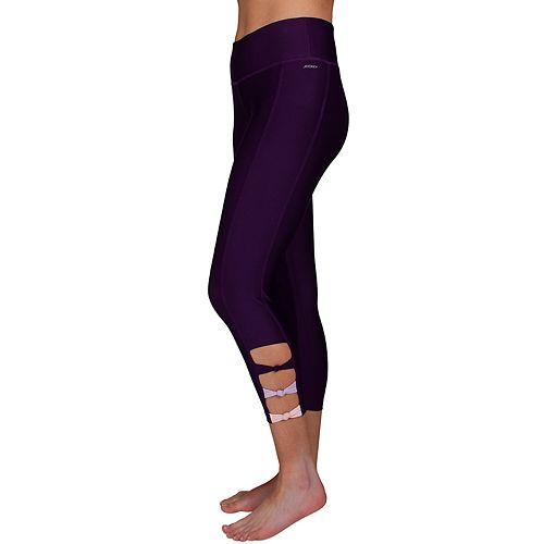Women's Jockey Sport Knot-a-Problem Capri Legging