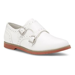 Womens Eastland Goldie Monk Strap Slip-On Shoe