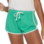 Juniors' SO® Retro Dolphin Shorts