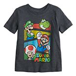 Toddler Boy Jumping Beans® Super Mario Bros. Graphic tee