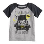Toddler Boy Jumping Beans® DC Comics Batman Raglan Tee