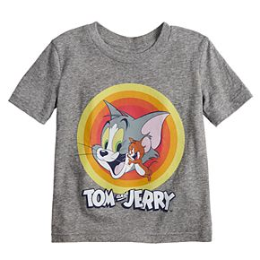 """Toddler Boy Jumping Beans® """"Tom and Jerry"""" Graphic Tee"""
