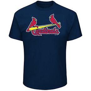 Big & Tall Majestic St. Louis Cardinals Matt Carpenter Graphic Tee
