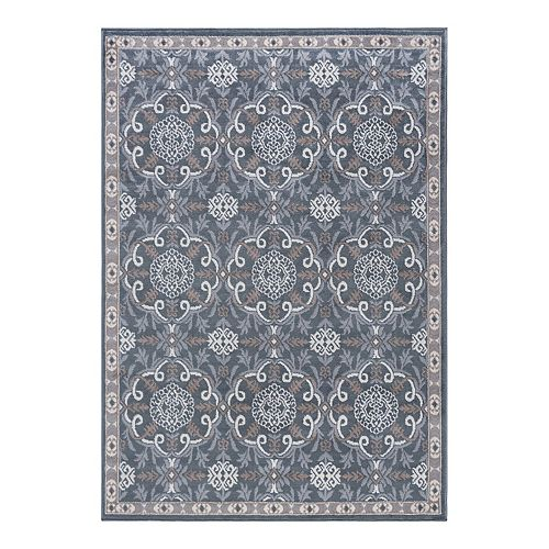 KHL Rugs Izel Brocade Indoor Area Rug