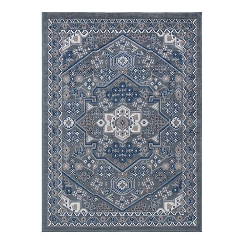 KHL Rugs Logan Oriental Indoor Area Rug