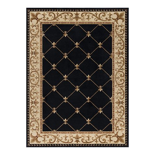 KHL Rugs Orleans Border Indoor Area Rug