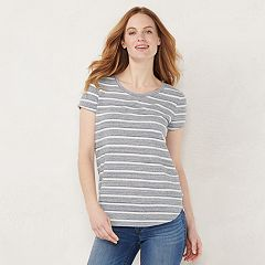 Women's LC Lauren Conrad Shirttail Tunic