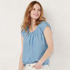 b18e50b09e Womens Blue LC Lauren Conrad Clothing | Kohl's