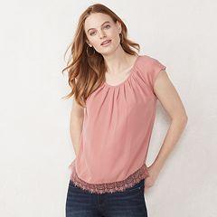 faec6d05cd Womens Pink LC Lauren Conrad Clothing | Kohl's