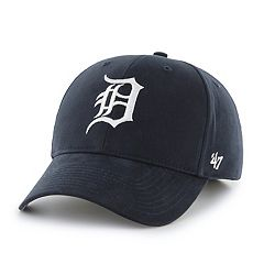 c49a9fc8eca Kids  47 Brand Detroit Tigers Basic Baseball Cap Hat