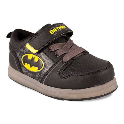 DC Comics Batman Toddler Boys' Light Up Shoes