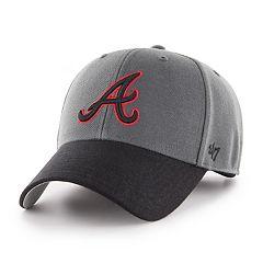 '47 Brand Atlanta Braves MVP Baseball Cap