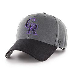 fb603d6a3c206  47 Brand Colorado Rockies MVP Baseball Cap
