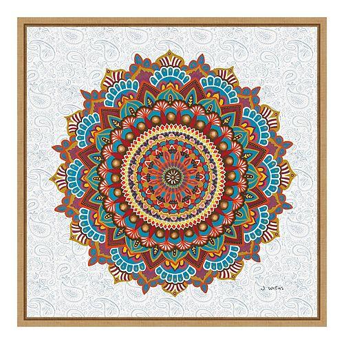 Amanti Art Mandala Dream Framed Wall Art