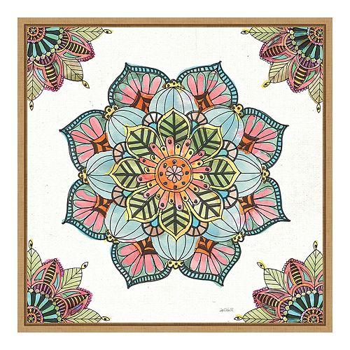 Amanti Art Mandala Morning V Framed Wall Art