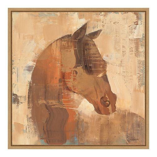 Amanti Art Framed 'Spirit' by Albena Hristova Wall Art