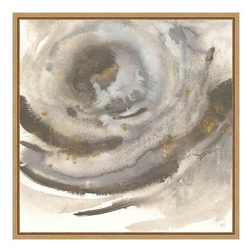 Amanti Art 'Gold Dust Nebula II' by Chris Paschke