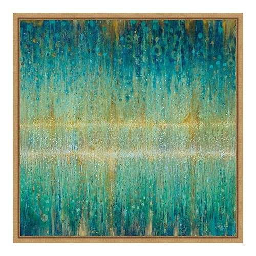 Amanti Art 'Rain Abstract I' by Danhui Nai
