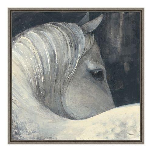 Amanti Art Bijou Framed Canvas Art